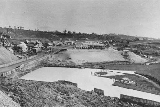 Tangye Dam, Lucknow